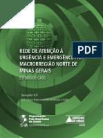 Rede de Urgencia e Emergencia Norte Minas Estudo de Caso