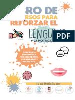 Libro de Recursos Para El Lenguaje y Motricidad Fina 2020