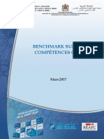 Benchmark Competences Cles