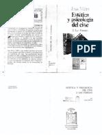 Mitry, J. 1986 Estética y Psicología Del Cine. 2 Las Formas