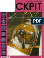 Flugzeug Cockpit Profile 1