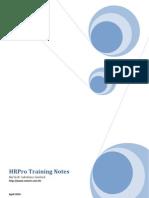 HRPro User Manual.v2