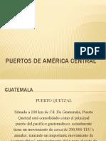 Puertos de América Central