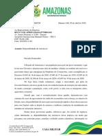Carta Governo Amazonas