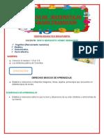Guia de Actividades Transición Matematicas