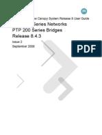 PTP 200 UserGuide