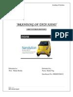 Branding of Tata Nano_Rahul Nag