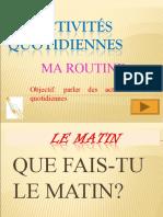 maroutine
