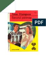 Anne Hampson Sarutul Patimas Grec