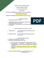 LOGISTICA ACTO DE CEREMONIA DE GRADO