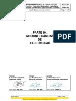 Parte 10 - Nociones Básicas de Electricidad