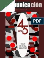 Revista Comunicación | 45 años