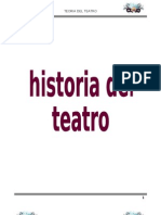 Teoria Del Teatro