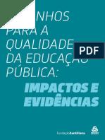 Instituto Unibanco_Caminhos Para Educação de Qualidade