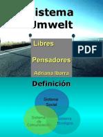 El sistema Umwelt y sus aplicaciones