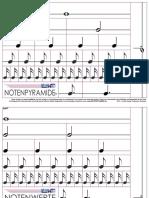 Notenpyramide Werte Download