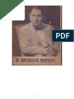 Movimiento Peronista. Peron