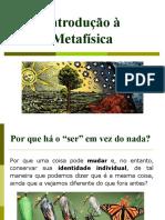 1. Introdução à Metafísica