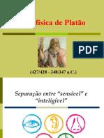 3. Metafísica de Platão