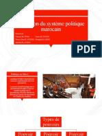 Evolution Du Système Politique Marocain
