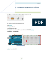 Exemple s Arduino