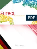 Sistemas de Juego Futbol Cristhian Tebes