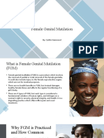 fgm awareness powerpoint