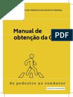 Manual de Obtenção de Cnh Edição 2019