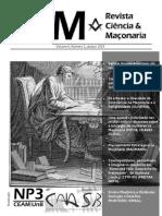 Revista Ciencia e Marconaria - 2019