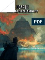 Hearth Quest for the Shunned City