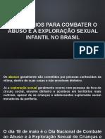 Os desafios para combater o abuso e a exploração sexual infantil no Brasil