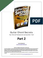 Guitar Chords 02