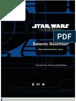Galactic Gazetteer