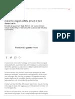 Nations League, l'Italia Pesca Le Sue Avversarie - Virgilio Sport