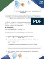 459089300 Anexo 1 Formato Diagnostico Procesos de GTH Docx