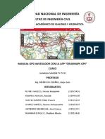 Manual Del Gps Navegador