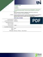 UNI EN 933-2 (1997) - Stacci di controllo