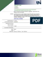 UNI EN 1097-1 (2004) - Micro-deval