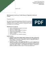 Propuesta Tecnica-Financiera SST-GH