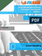 PAPB SI 5 EventHandler