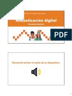 Alfabetización Digital Interculturalidad 2021 I