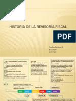 Historia de La Revisoría Fiscal
