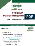 TCC_233_Unit_1