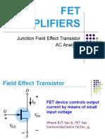 DDE 3223 FET Amplifiers