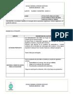 FORMATO TALLER n°1 ÁLGEBRA 8 2021
