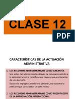 Clase 12 D. ADM. GRAL.