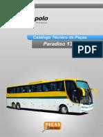 Catálogo Técnico de Peças