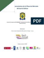 Informe final barrio Bolivar, Popayán