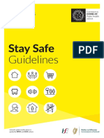 Stay Safe Guidelines