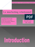 7396893 Le Marketing Relationnel PPT